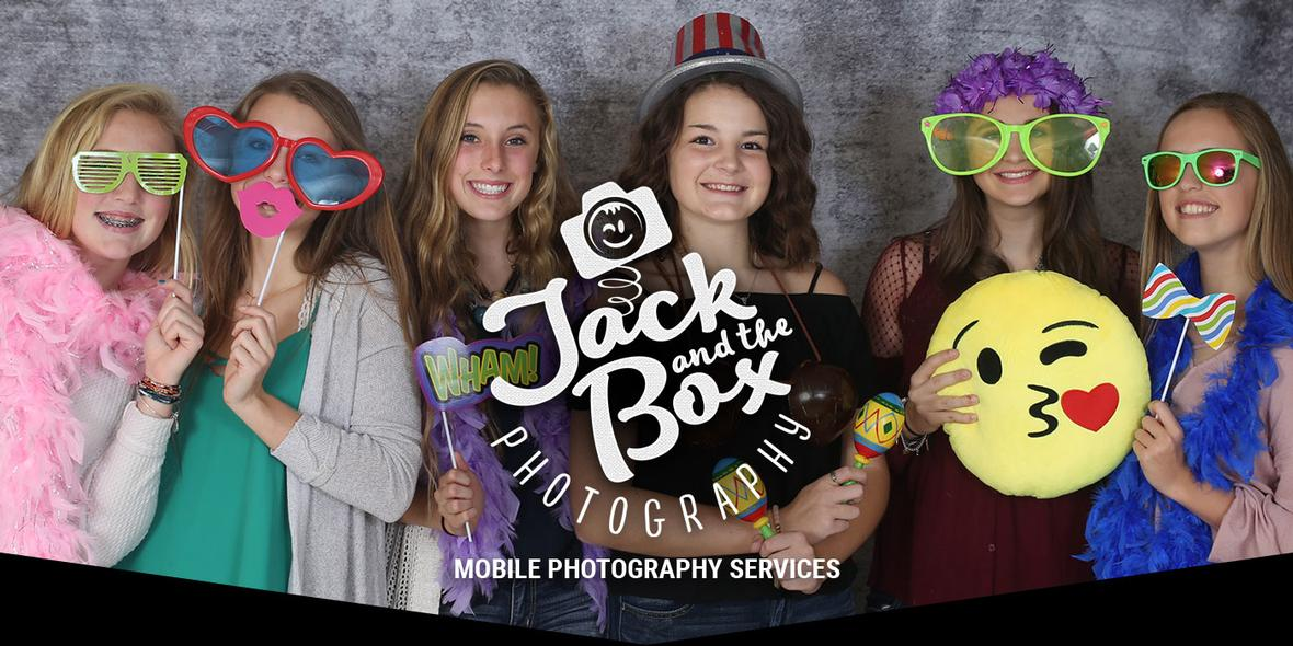 Banner picture for Jack and the Box Photography